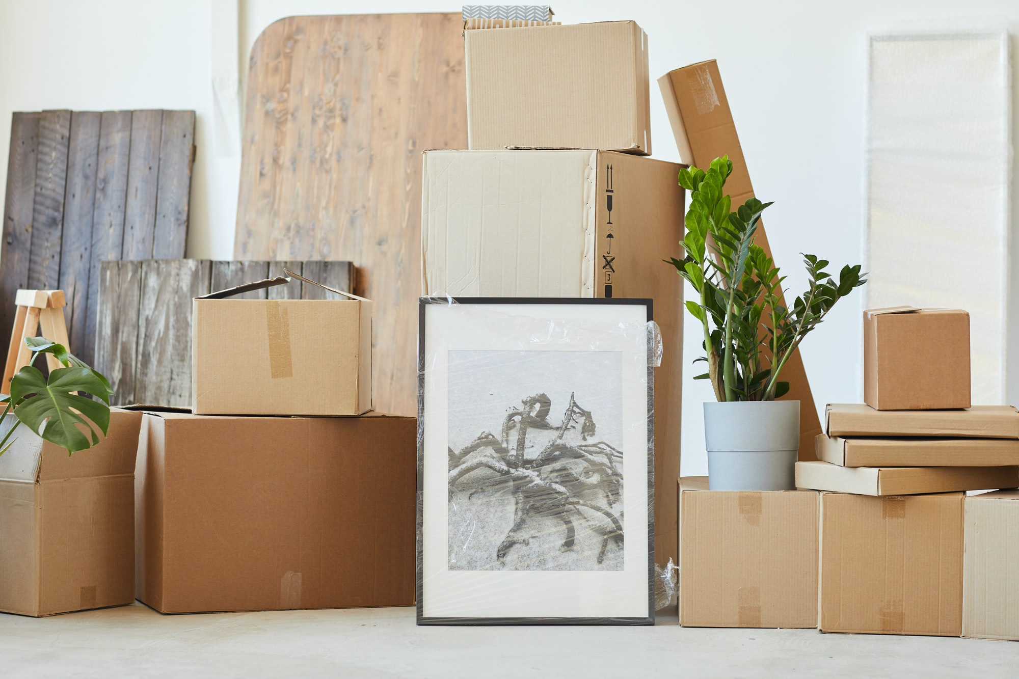 how to pack for removals