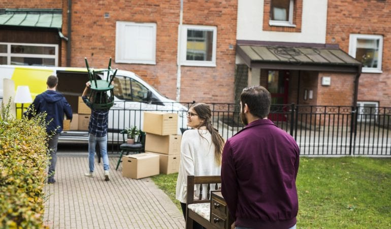 House Removals Sheffield