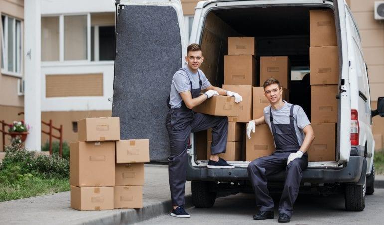 removals van size